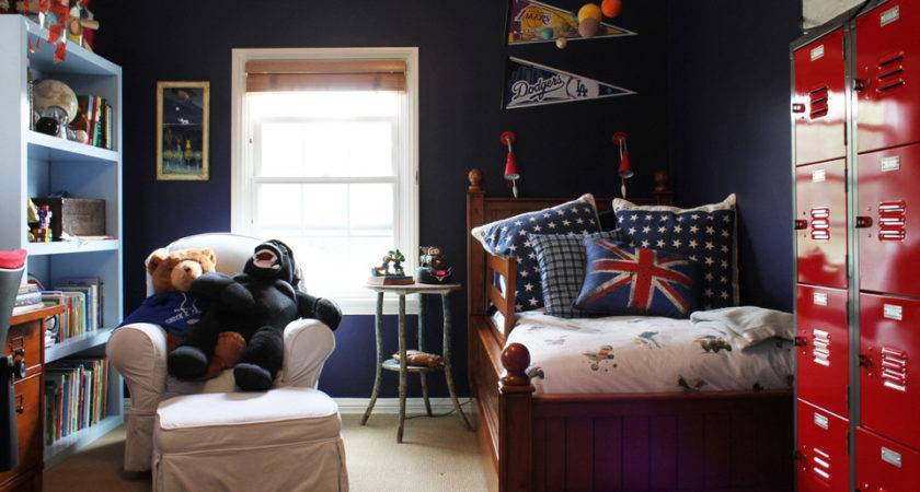 Cool Boys Bedroom Panda House