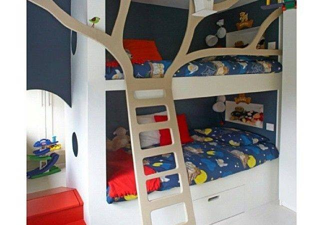 Cool Bunk Beds Mommo Design