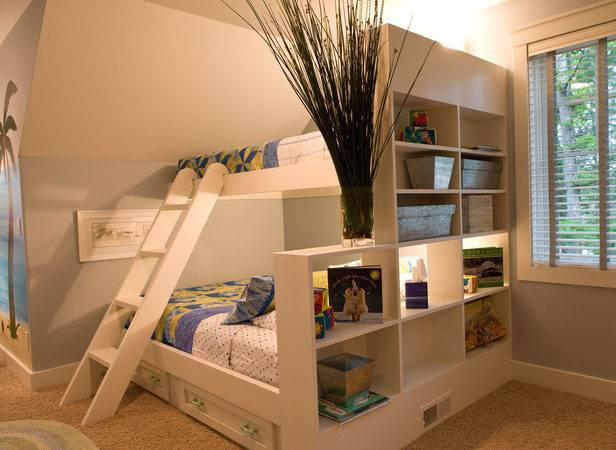 Cool Bunk Beds Teenage Boys Bedroom Ideas