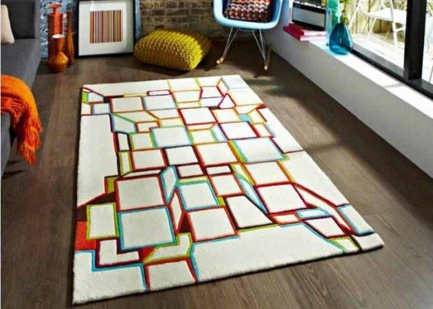 Cool Carpet Designs Break Monotony Your Home