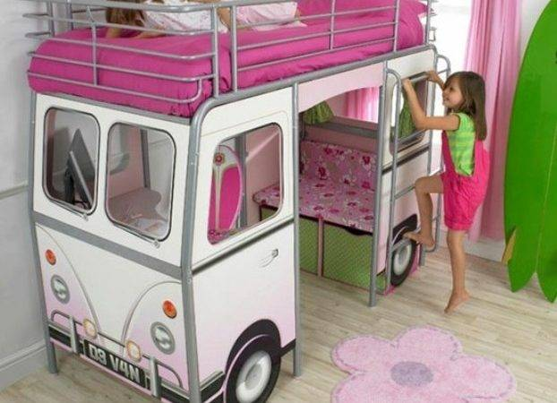Cool Carriage Beds Little Girls Kidsomania