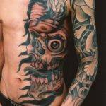 Cool Chest Tattoo Ideas Men Sick Tattoos Blog