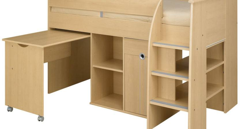 Cool Compact Single Bed Next Day Select Delivery