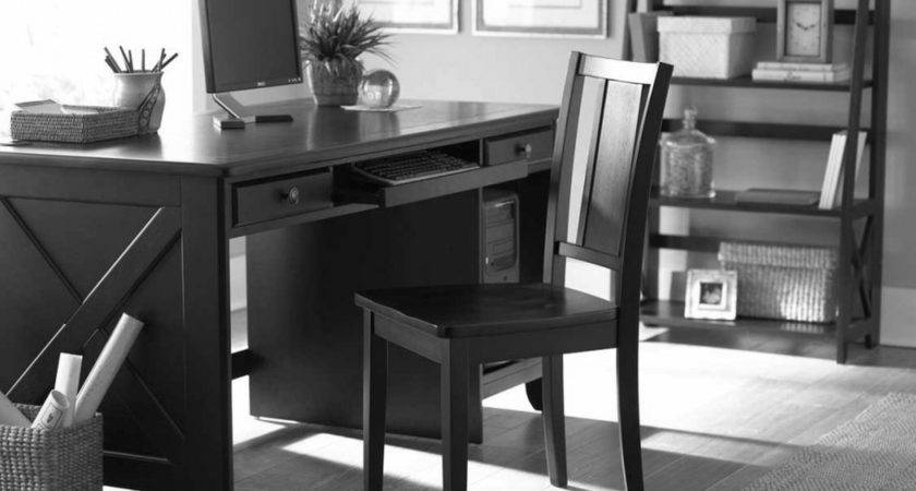 Cool Computer Table Designs Office Black