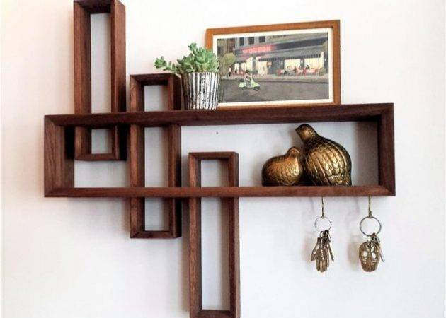Cool Contemporary Shelves Designs Shouldn Miss