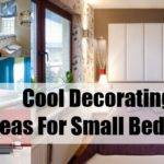 Cool Decorating Ideas Small Bedroom