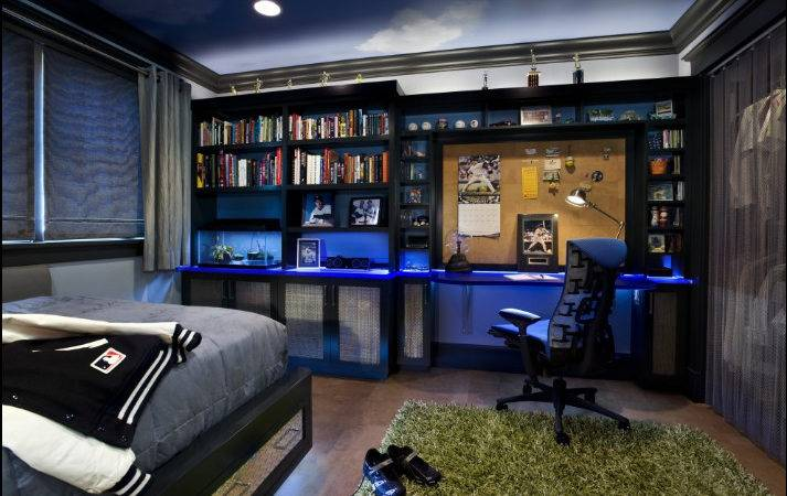 Cool Dorm Rooms Ideas Boys Room Design