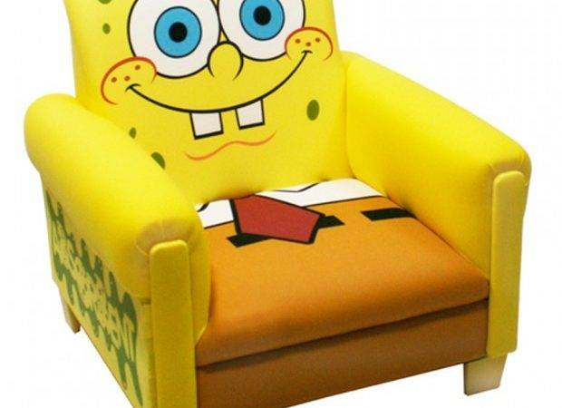 Cool Funny Chairs Design Kids Nickelodeon Warner