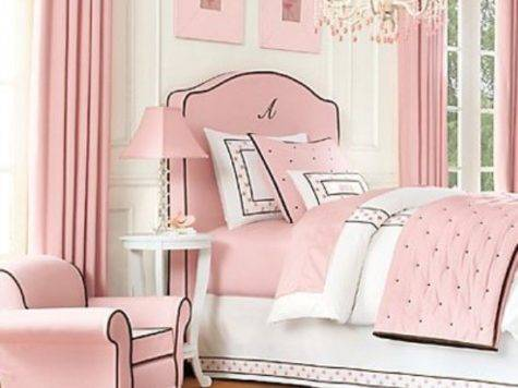 Cool Ideas Black Pink Teen Girl Bedroom