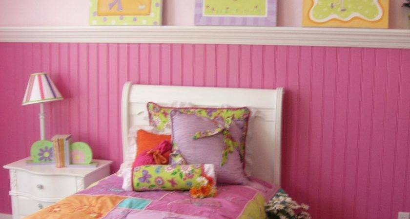 Cool Ideas Pink Girls Bedrooms Interior Design