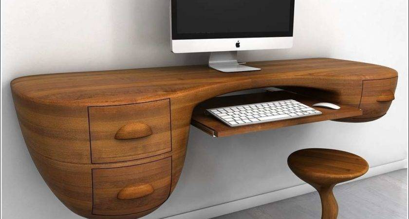 Cool Innovative Computer Desk Designs Your Home