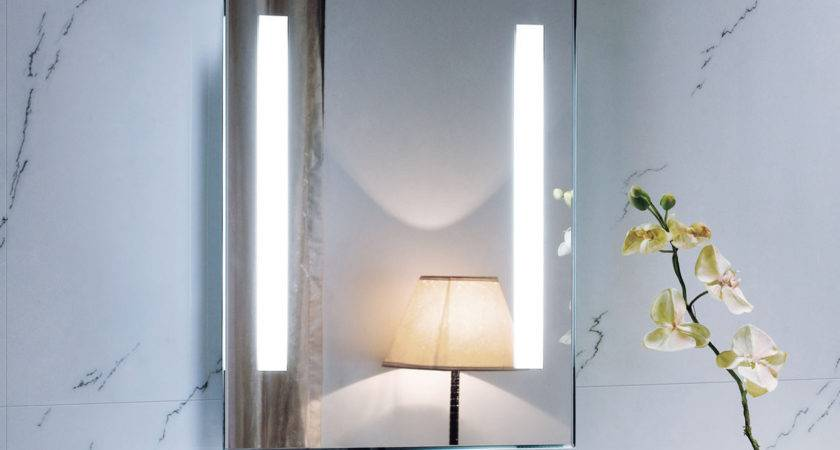 Cool Joyful Bathroom Mirrors Illuminated Decosee