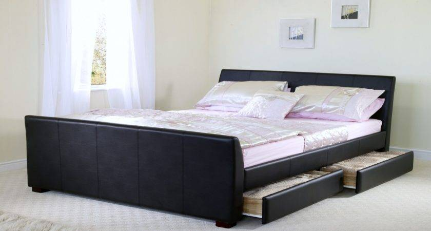 Cool King Beds Modern Wood Bed Frames