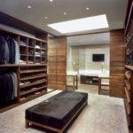 Cool Masculine Walk Closet Ideas Interior Design