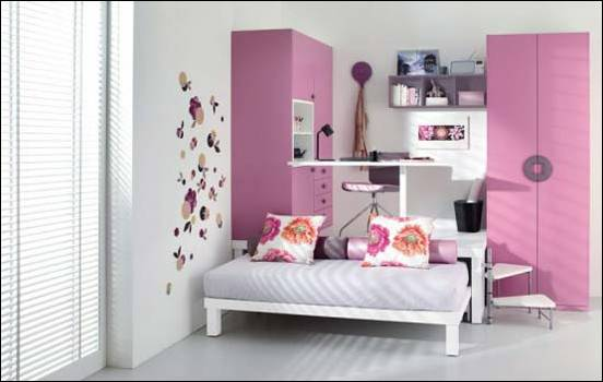 Cool Modern Teen Girl Bedrooms Room Design Ideas