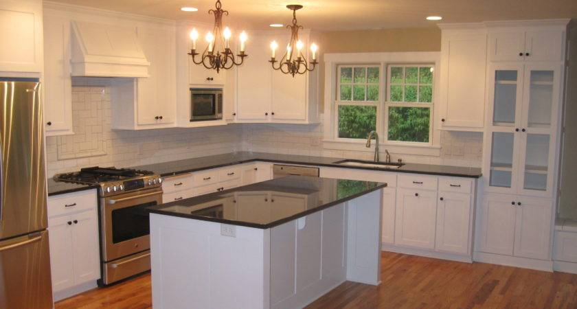 Cool Paint Wood Kitchen Cabinets Straight