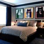 Cool Room Ideas College Guys Black White Wrapped