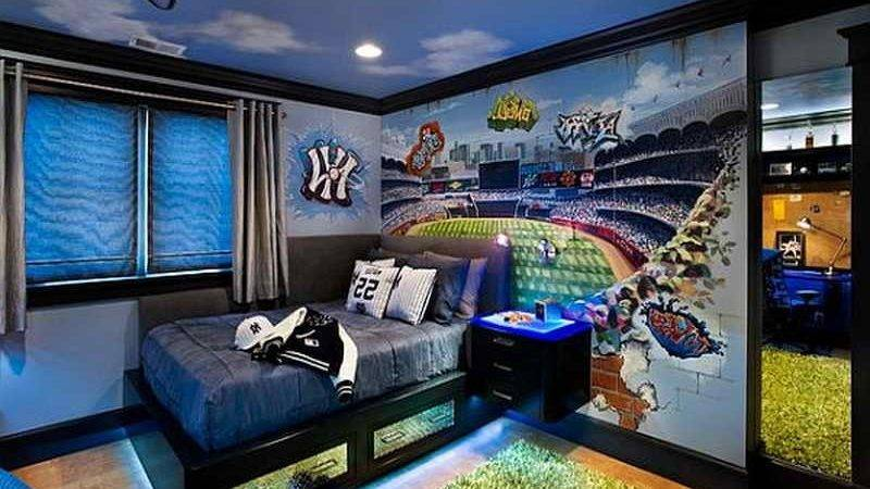 Cool Room Ideas Teenage Guys Boys