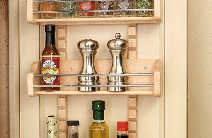 Cool Spice Rack Ideas Drawers