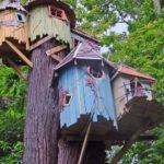 Cool Tree House Decor