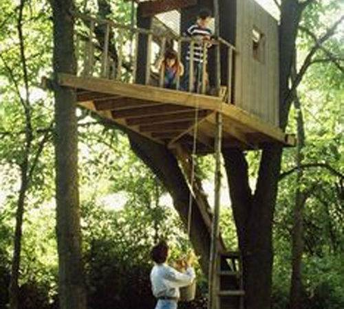 Cool Treehouses Always Wanted Smosh