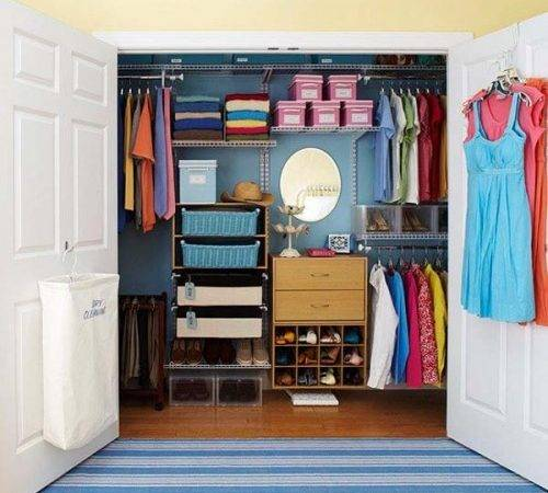 Cool Walk Closet Design Ideas Shelterness