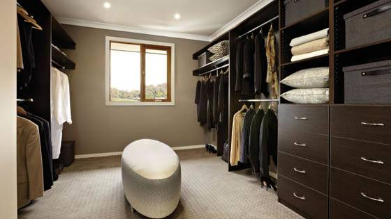 Cool Walk Closet Ideas Men Design Swan