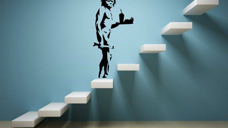 Cool Wall Stickers Affix Tips Tricks Creative