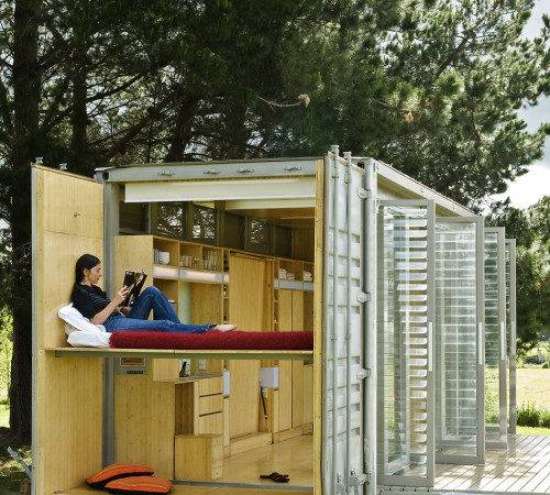Coolbusinessideas Container House