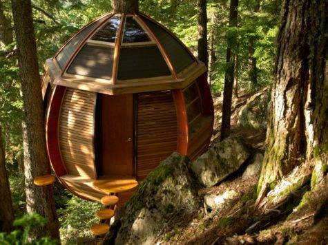 Coolest Treehouses Adults Aspire Askmen