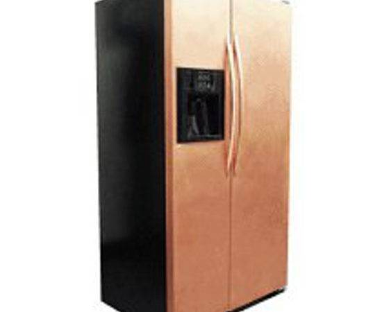 Copper Appliance Frame Panel Set Stainless Crafts