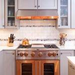 Copper Appliances Kitchen Brushed