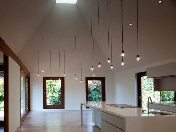 Cords Lighting Simple Design But Big Impact
