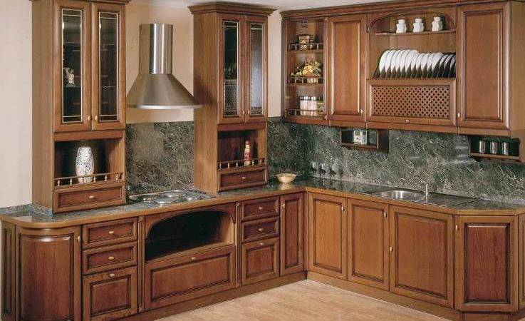 Corner Kitchen Cabinet Designs Interior Design