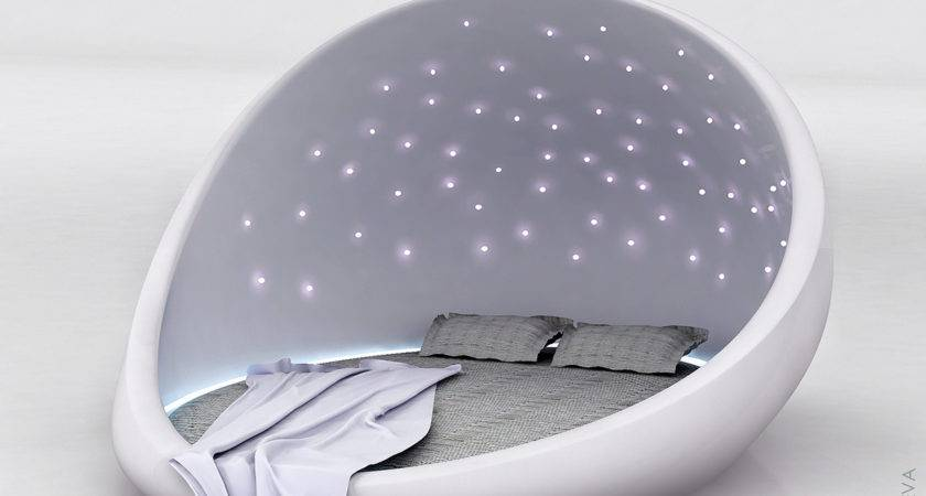 Cosmos Bed Space Behance