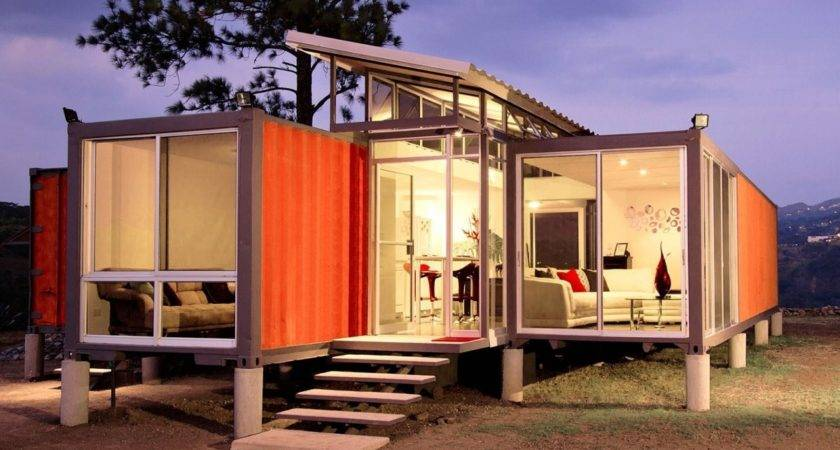 Cost Shipping Container Home House Design
