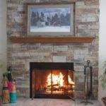 Cost Stone Fireplaces North Star