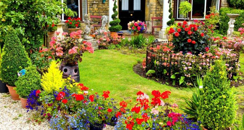 Cottage Garden Practice Its Usefulness Our Time