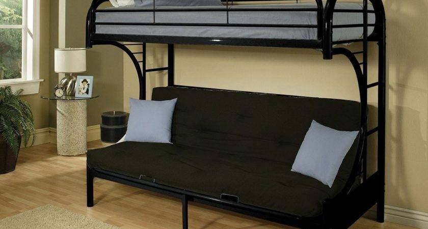 Couch Bunk Bed Amazing Functions Can