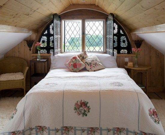 Country Bedroom House Home