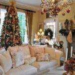 Country Christmas Living Room Curtain Ideas Latest