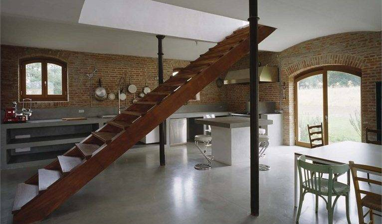 Country House Contemporary Touches Park Associati