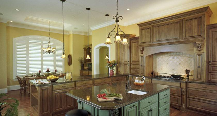 Country Kitchen Designs Layouts Decorating Ideas