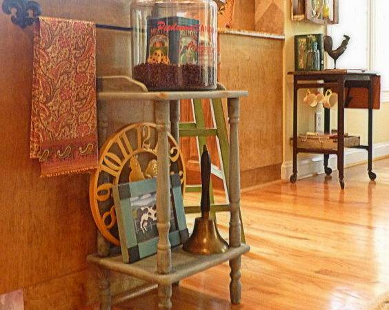 Country Rustic Decor Kitchen Eclectic