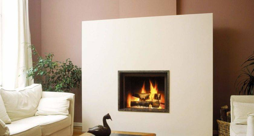 Cozy Living Room Fireplace Decobizz