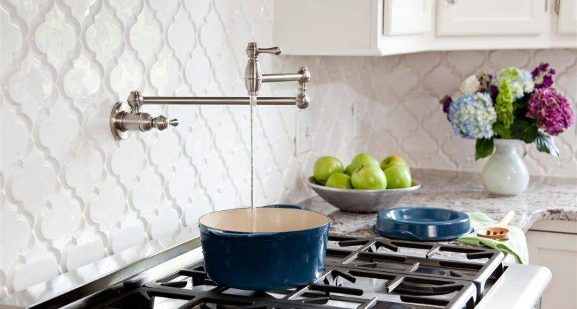 Create Thrilling Ambience Your Kitchen Beveled