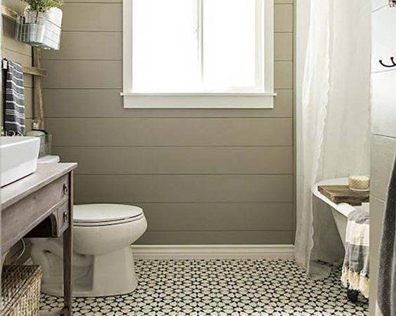 Creating Beautiful Bathroom Farmhouse Design
