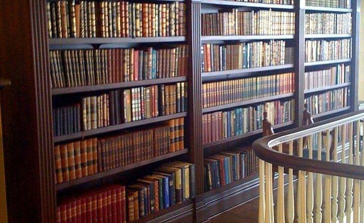 Creating Home Library Smart Pretty