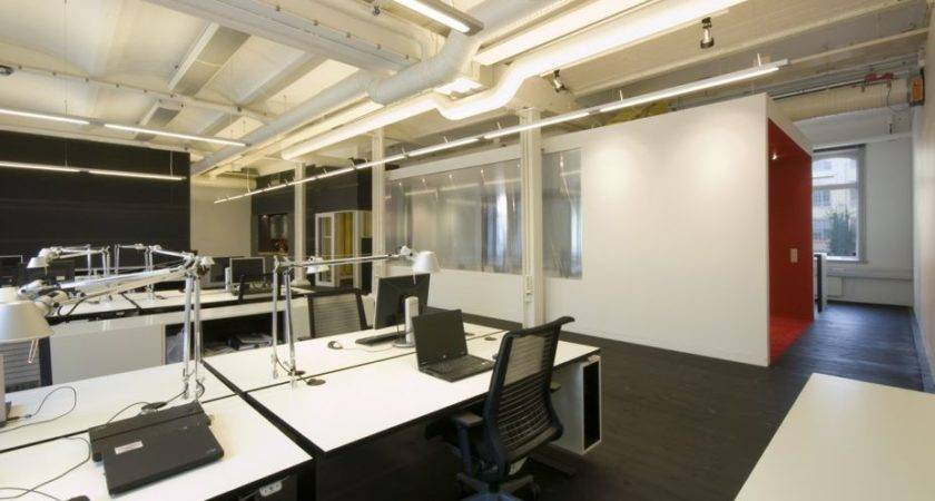 Creating Office Space Design Effectively Efficiently