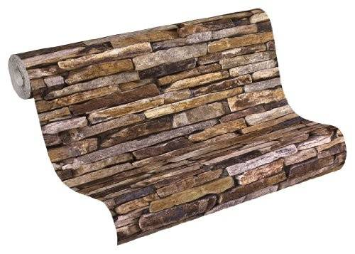 Creation Wood Stone Patterned